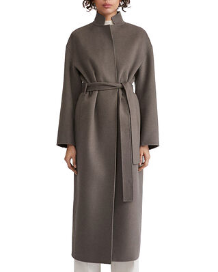 Filippa K Alexa Coat Dark Taupe