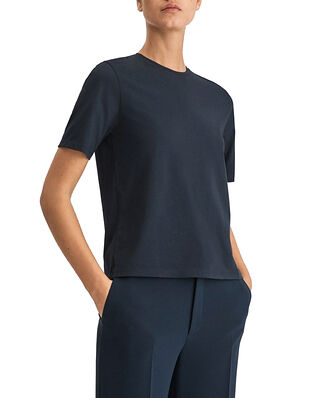 Filippa K Annie Cotton T-Shirt Navy