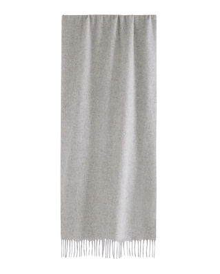 Filippa K Cashmere Blend Scarf Light Grey