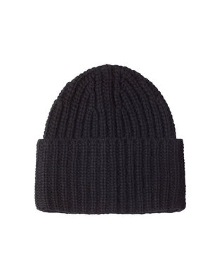Filippa K Corinne Hat Black