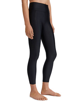Filippa K Soft Sport Cropped Gloss Legging Black