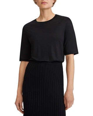 Filippa K Elena Tencel Tee Black