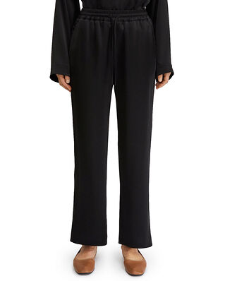 Filippa K Hayley Satin Trouser Black
