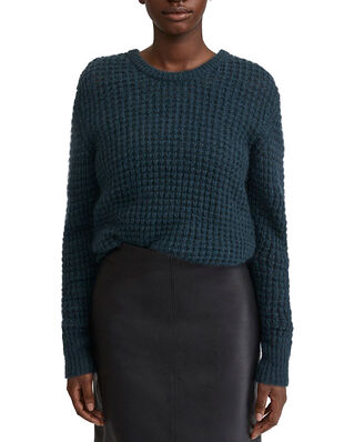 Filippa K Helen Mohair Sweater Pacific Bl