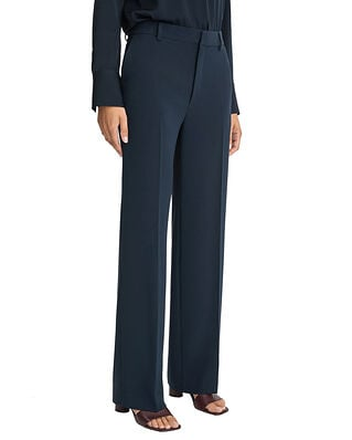 Filippa K Hutton Trousers Navy