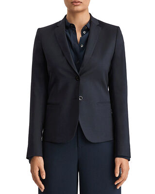 Filippa K Jackie Cool Wool Jacket Dark Navy