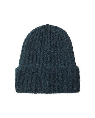 Filippa K Lea Mohair Hat Pacific Bl