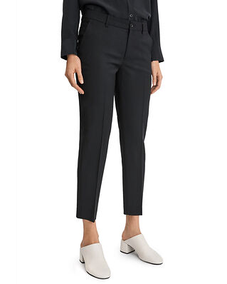 Filippa K Luisa Cropped Cool Wool Slack Black