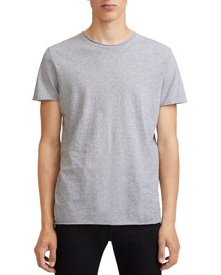 Filippa K M. Roll Neck Tee Light Grey