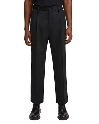 Filippa K M. Samson Wool Trouser Black