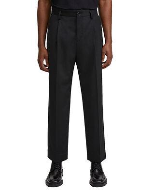 Filippa K M. Samson Wool Trouser Black