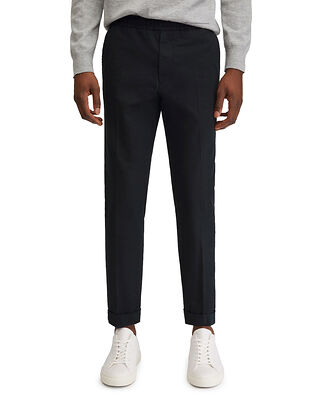 Filippa K M. Terry Cotton Trouser Black