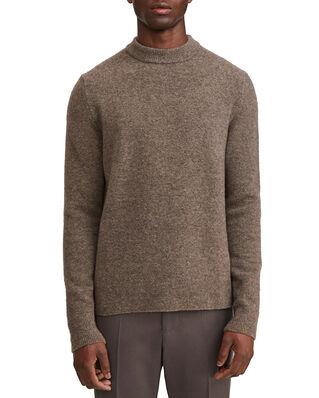 Filippa K M. Yak Sweater Dark Taupe