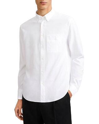 Filippa K M. Zachary Tencel Shirt White