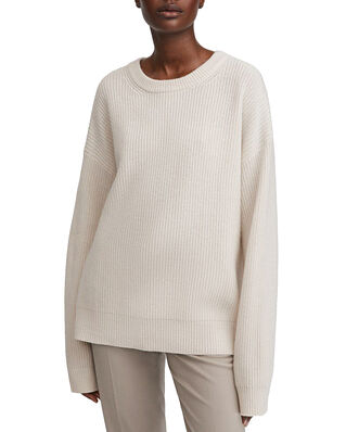 Filippa K Maddox Sweater White Chalk
