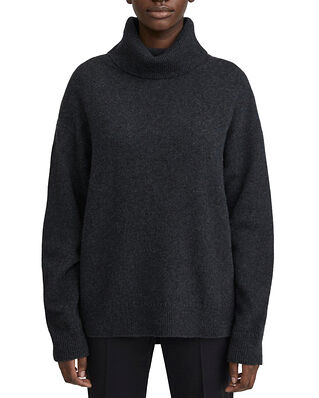 Filippa K Molly Roll-Neck Sweater Dark Grey