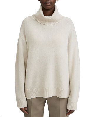 Filippa K Molly Roll-Neck Sweater Ivory