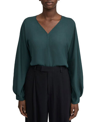 Filippa K Riley Blouse Pacific Bl