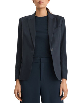 Filippa K Sasha Cool Wool Blazer Dark Navy