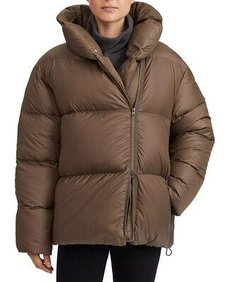 Filippa K Soft Sport Janessa Puffer Jacket Mud
