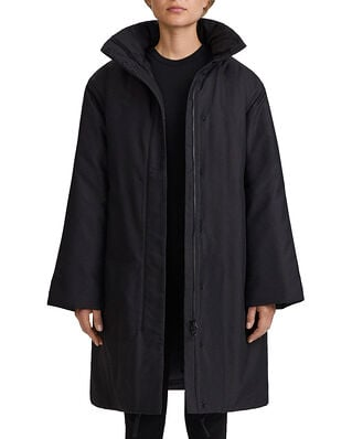 Filippa K Vienna Padded Coat Black