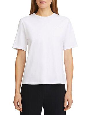 Filippa K Annie Cotton T-Shirt White