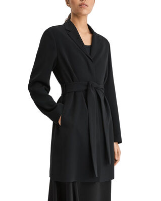 Filippa K Chancery Coat Black