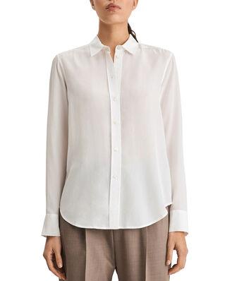 Filippa K Classic Silk Shirt White