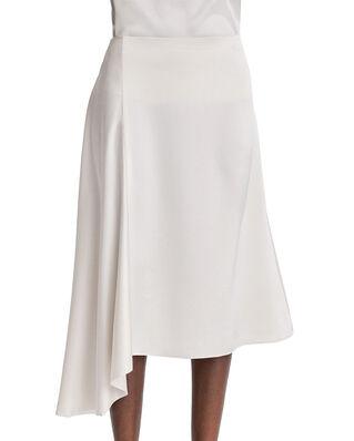 Filippa K Drapey Satin Skirt Ivory-Import SS20