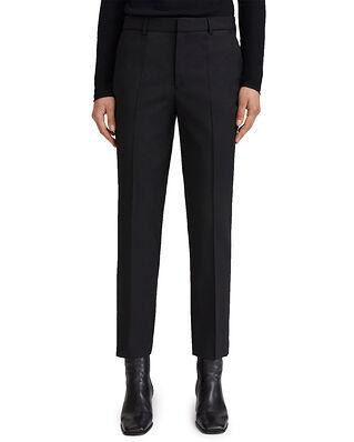 Filippa K Emma Cropped Cool Wool Trouser Black
