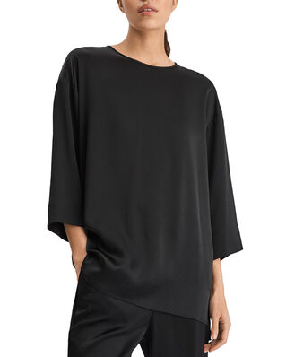 Filippa K Lydia Top Black