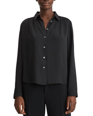 Filippa K Marielle Top Black