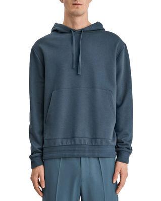 Filippa K M. Josh Sweatshirt Blue Grey