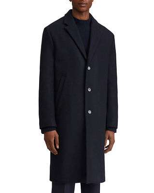 Filippa K M. London Coat Navy