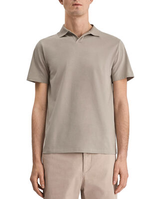 Filippa K M. Lycra Polo T-Shirt Light Sage