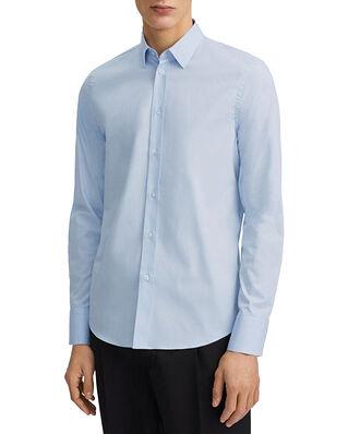 Filippa K M. Paul Stretch Shirt Light Blue