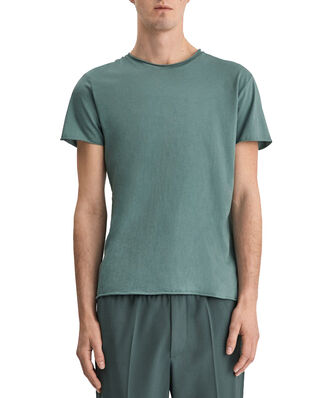 Filippa K M. Roll Neck Tee Mint Powder