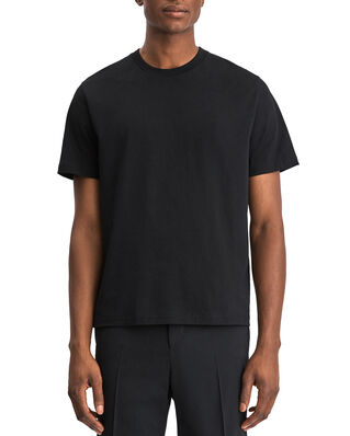 Filippa K M. Single Jersey Tee Black