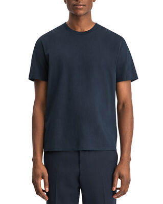 Filippa K M. Single Jersey Tee Navy