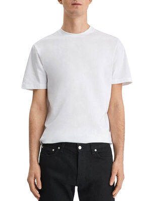 Filippa K M. Single Jersey Tee White