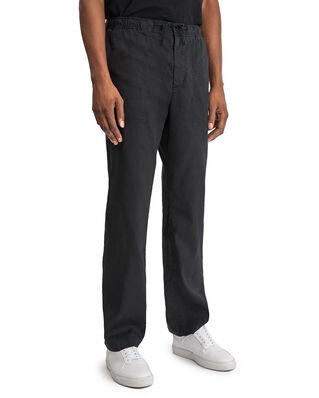 Filippa K M. Theodore Linen Trouser Black