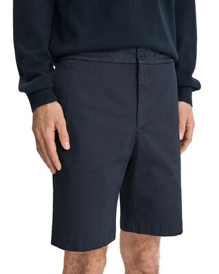 Filippa K M. Toby Twill Short Dark Navy