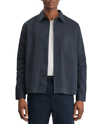 Filippa K M. Zach Overshirt Navy