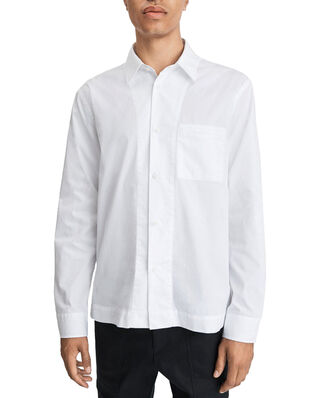 Filippa K M. Zach Overshirt White