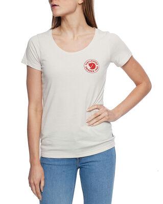 Fjällräven 1960 Logo T-shirt W Chalk White