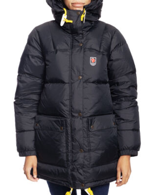 Fjällräven Expedition Down Jacket W Black
