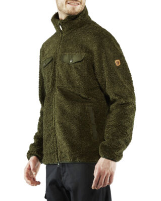 Fjällräven Greenland Pile Fleece M Deep Forest