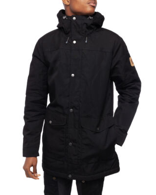Fjällräven Greenland Winter Parka M Black