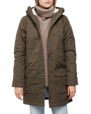 Fjällräven Greenland Winter Parka W Laurel Green