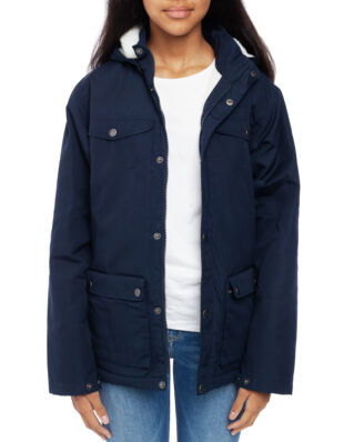 Fjällräven Junior Kids Greenland Winter Jacket Night Sky